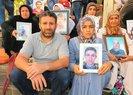 Diyarbakır HDP İl Binası önünde oturma eylemi yapan anneye PKK'dan tehdit