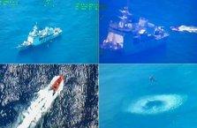 KKTC'de mültecileri taşıyan tekne battı! İlk görüntüler