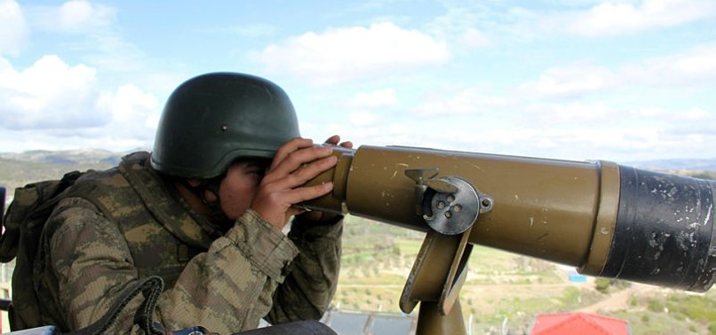 YPG'Lİ TERÖRİSTLERE TANINAN SÜRE DOLDU