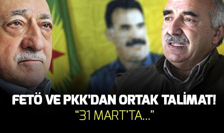 FETÖ ve PKK'dan 'Millet İttifakı'na oy talimatı!