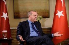 Erdoğan: Baktım kulak asan kimse yok açıkladım