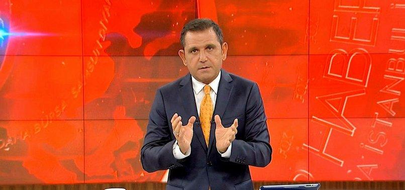 FOX TV'NİN ALGI OPERATÖRÜ FATİH PORTAKAL'IN SON NUMARASI