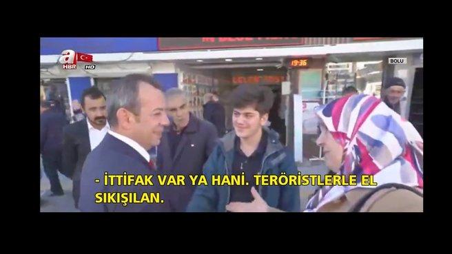 CHP'nin Bolu adayı Tanju Özcan'a şok