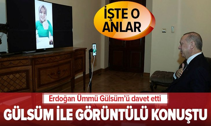 Başkan Erdoğan milyonların gönlünü kazanan Genç ile görüştü