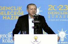 Cumhurbaşkanı Erdoğan: Artık geçti o işler