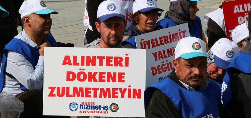 CHP'NİN İŞÇİ KIYIMINA SENDİKALAR SESSİZ