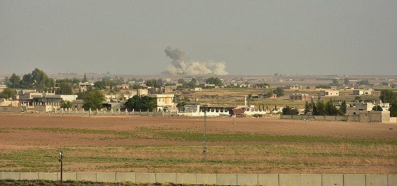 YPG/PKK EVLERDEN SALDIRIYOR