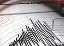 Çeşme'de 3.0 büyüklüğünde deprem   Son depremler