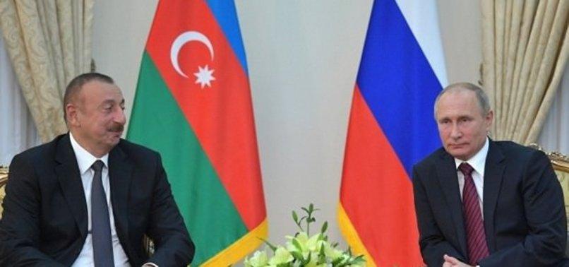 RUSYA'DAN AZERBAYCAN VE YEREL PARA AÇIKLAMASI