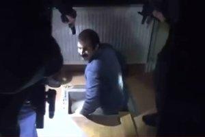 İstanbul'daki DHKP-C operasyonunun polis kamerası görüntüleri