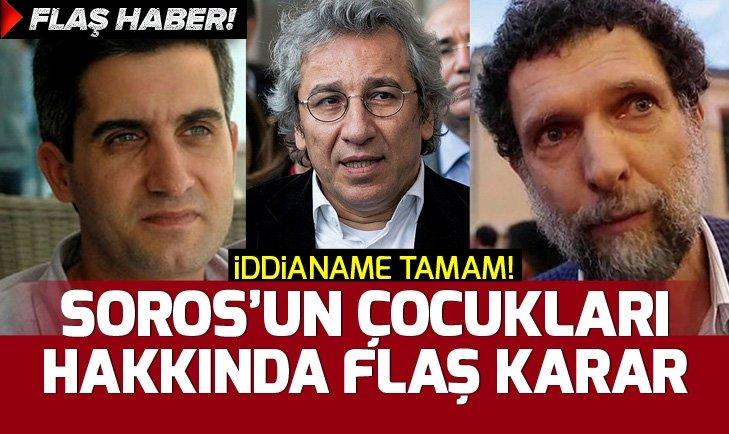 Gezi Parkı iddianamesi: Osman Kavala ve 16 şüpheliyle ilgili soruşturma tamamlandı