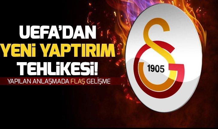 UEFA'DAN YENİ YAPTIRIM TEHLİKESİ!