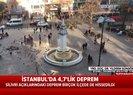 Son dakika: İstanbulda yaşanan son deprem ne anlama geliyor? Uzman isim canlı yayında anlattı vatandaşları uyardı
