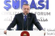 Erdoğan, Kur'an-ı Kerim'deki o ikazı hatırlattı