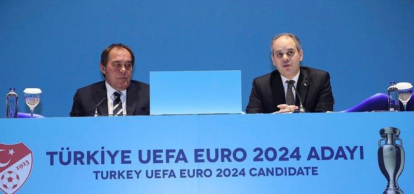 TÜRKİYE, EURO 2024'E RESMEN ADAY