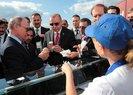 Erdoğan ve Putin arasında güldüren diyalog |Video