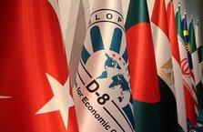 D-8 Dönem Başkanlığı, Türkiye'ye geçti