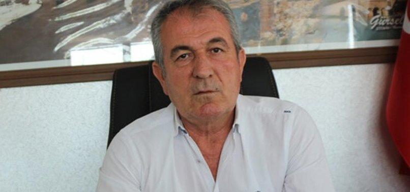HDP'Lİ BAŞKAN GÖREVDEN ALINDI