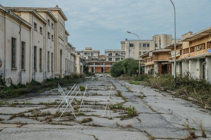 KKTC halkı için tarihi gün! Hayalet şehir hayat buluyor...