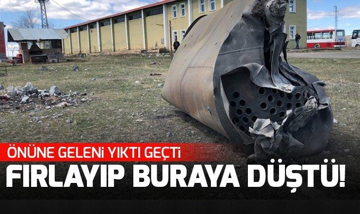 KARS'TA BUHAR KAZANI PATLADI, ORTALIK SAVAŞ ALANINA DÖNDÜ