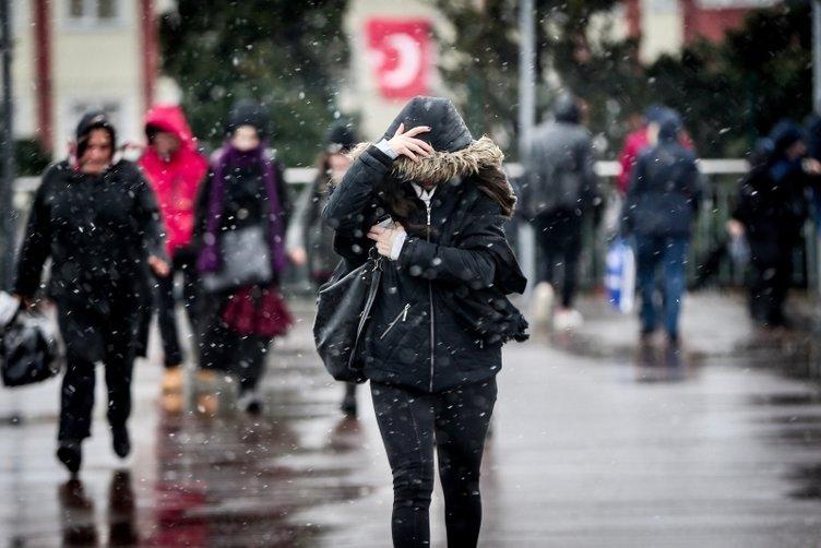 METEOROLOJİ'DEN SON DAKİKA UYARISI! İSTANBUL'DA BUGÜN HAVA...