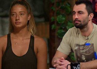 Survivor Aleyna Kalaycığlu ve Gökhan Özdemir aşkı belgelendi