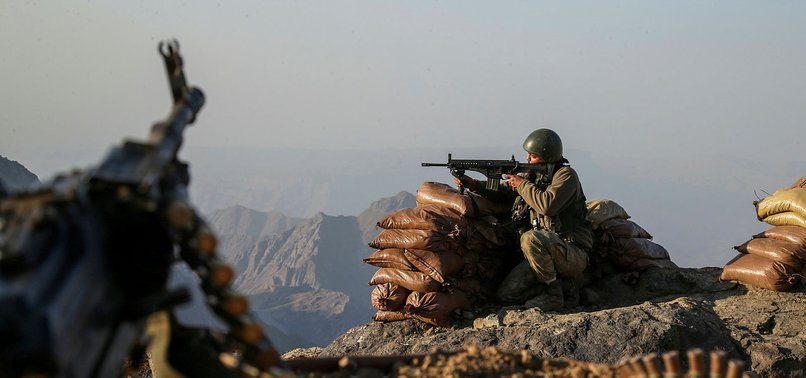 VAN'DA PKK'YA AĞIR DARBE
