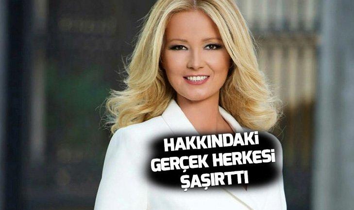 MÜGE ANLI HAKKINDA HERKESİ ŞAŞIRTAN O GERÇEK!