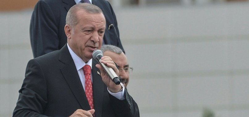 BAŞKAN ERDOĞAN'DAN FLAŞ MURSİ MESAJI!