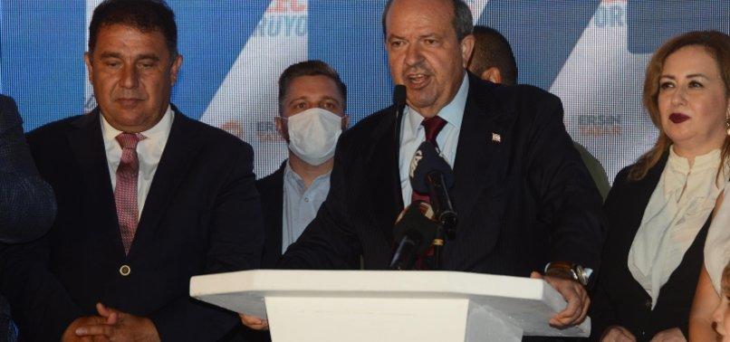 Batı medyası şaşırtmadı: Erdoğan'ın seçtiği yeni işgal lideri Ersin Tatar