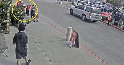 88 yaşındaki kadına yumruklu saldırı |Video