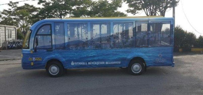 Adalar'da elektrikli araç dönemi başlıyor