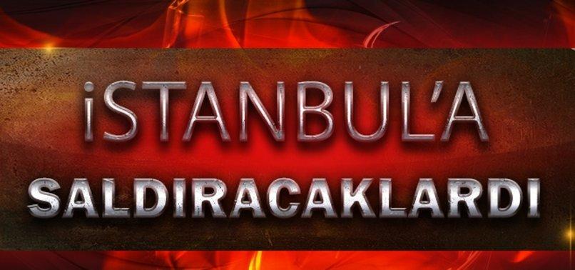BOMBALI EYLEM HAZIRLIĞINDAKİ PKK'LILAR YAKALANDI!