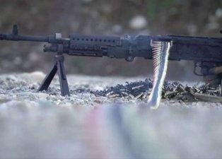 Jandarmada yerli ve milli makineli tüfek dönemi! Kendine hayran bıraktı