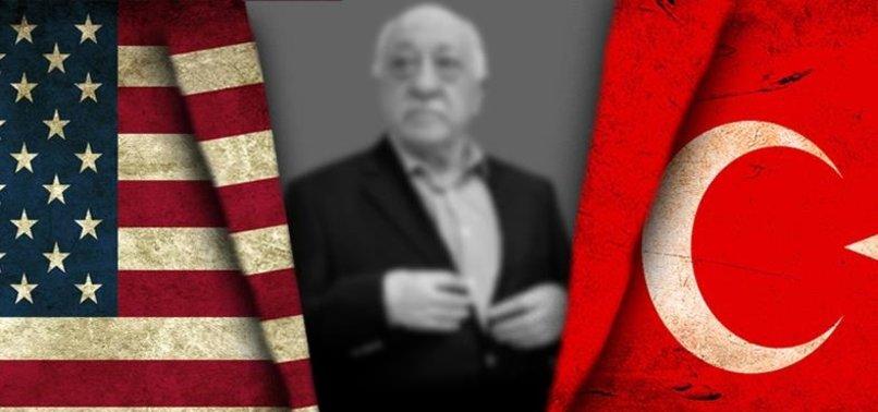 ABD'YE YENİ FETÖ DELİLLERİ GÖNDERİLDİ