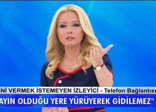 Aleyna Çakır davasında şüpheli olan Ümit Uygun'un annesinin ölümüyle ilgili büyük şüphe! Müge Anlı'ya ihbar yağdı