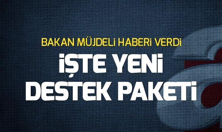 Sanayi Bakanı Mustafa Varank'tan sanayicilere müjde