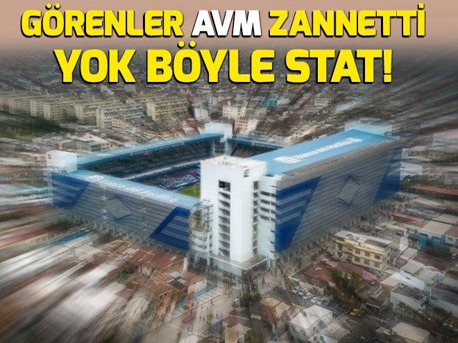 Yılın en iyi stadı seçiliyor! Türkiyeden 4 aday var...