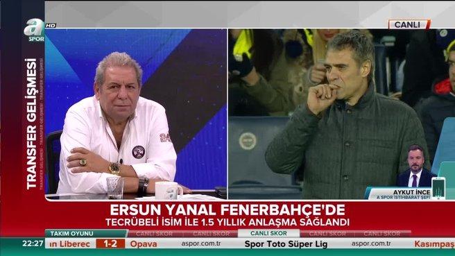 Fenerbahçe, Ersun Yanal ile anlaştı!