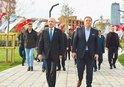 CHP'Lİ MALTEPE BELEDİYESİ BAŞKANI ALİ KILIÇ'TAN PARK TİYATROSU