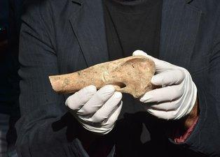 Bornova'daki kazılarda tarihi keşif! Tam 8 bin yıl öncesine ait