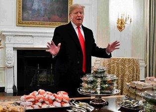 Donald Trump alay konusu oldu!