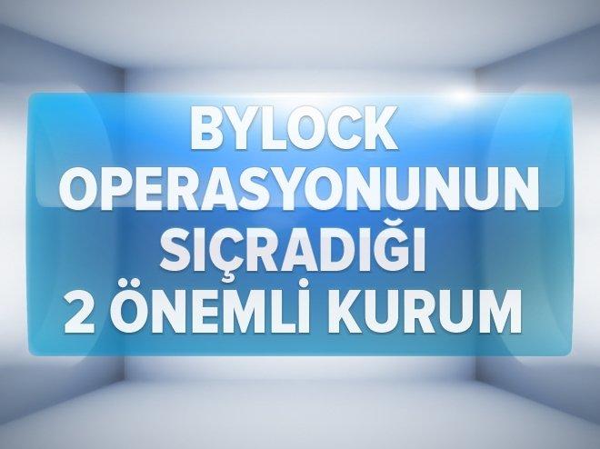 MERKEZ BANKASI VE KİK'E 'BYLOCK' OPERASYONU
