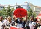 HDP'li Diyarbakır Belediyesi'ndeki işçi kıyımına protesto