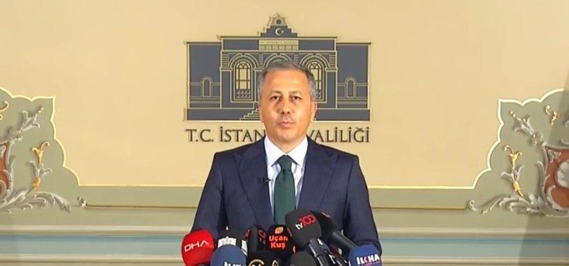 Son dakika: İstanbul Valisi Ali Yerlikaya kademeli mesai planını açıkladı