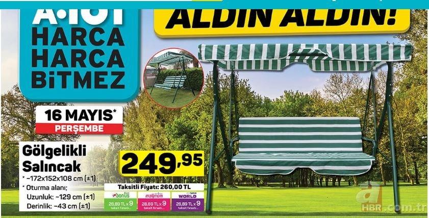 A101 Aktüel ürünler Kataloğu 16 Mayıs Ile Bim Aktüel ürünler