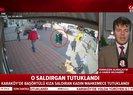 Son dakika... Başörtülü kadınlara saldıran zanlı tutuklandı  Video