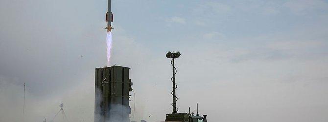 HİSAR-A yerli hava savunma sisteminde yeni başarı!