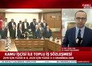 Bakan Selçuk'tan kamu işçisine zam oranıyla ilgili açıklama! HAK-İŞ ile uzlaşma sağlandı  Video