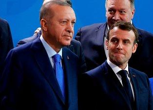 Türkiye'nin hamlesi Macron'un hayallerini suya düşürdü!